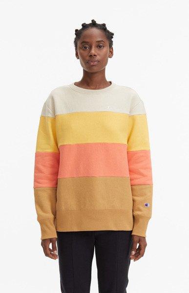 Bluza Champion damska Crewneck Sweatshirt 110975/YS047