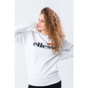 Bluza Ellesse Damska AGATA CREW SWEATSHIRT WHITE
