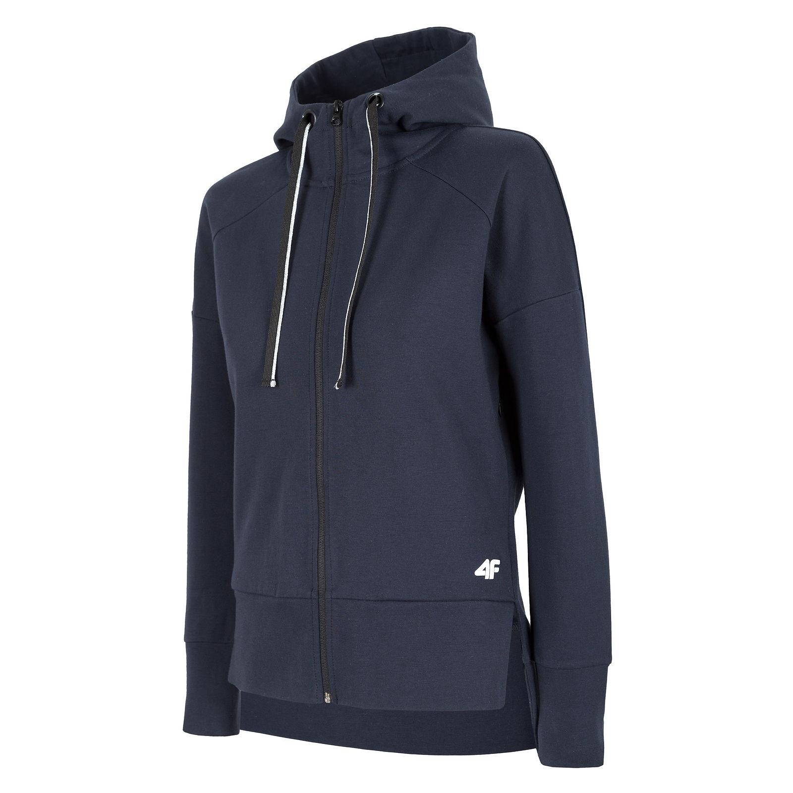 Bluza damska z kapturem 4F H4L20-BLD013