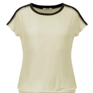 Bluzka w beżowym kolorze Potis & Verso PABLA