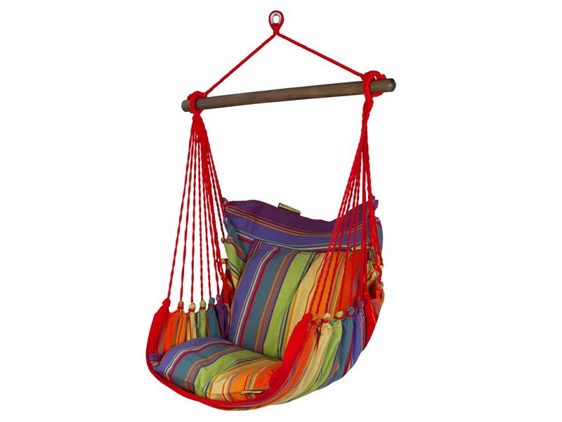 Fotel hamakowy dla dzieci, Colorful HCS