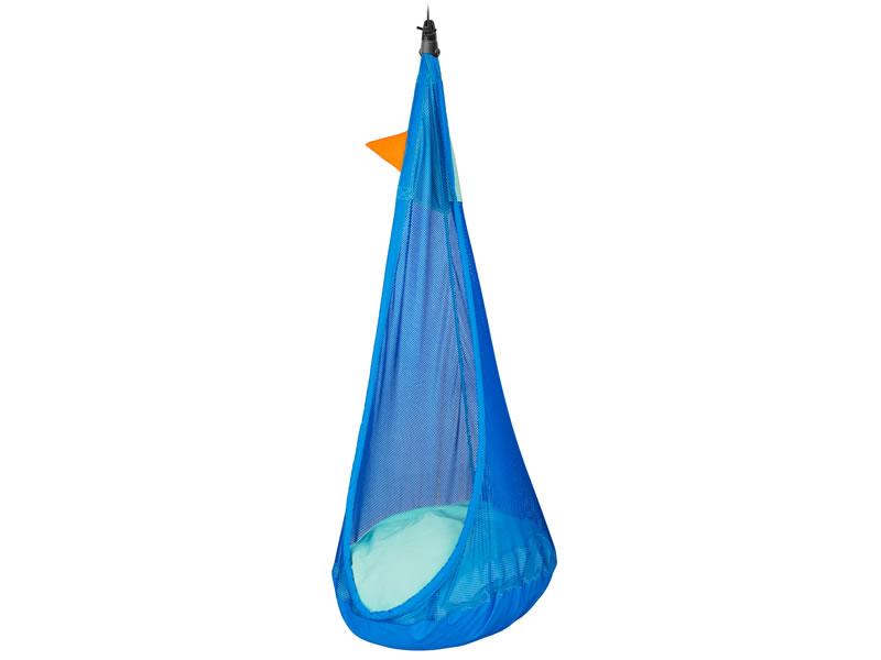 Fotel hamakowy dla dzieci JOKI Air, Niebieski JAD90