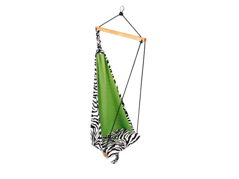 Fotel hamakowy dla dzieci, Zielony Hang Mini