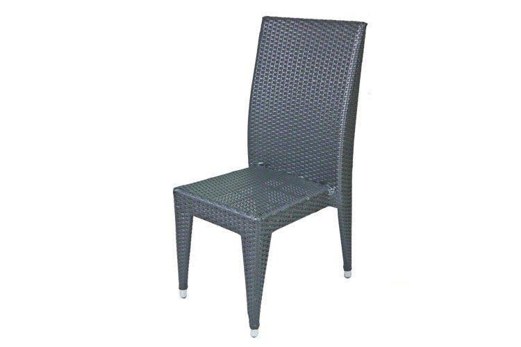 Fotel ogrodowy Bahia JLC102 - krzesło z technorattanu