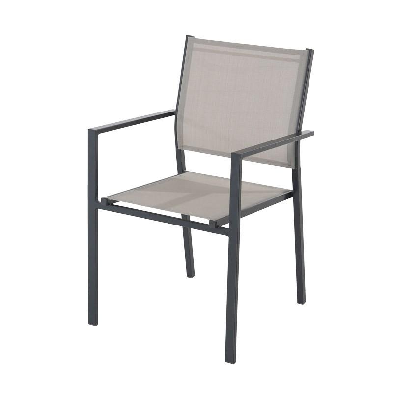 Krzesło ogrodowe Aksel