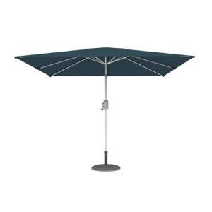 Parasol Ogrodowy, Kwadratowy, 3x3m, Zielony