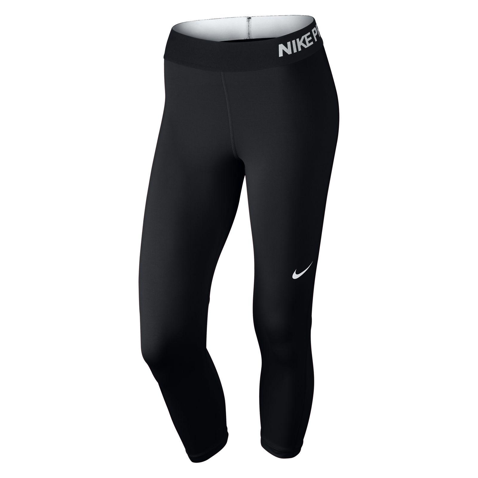Spodnie Nike Pro Cool Capri 725468